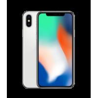 Apple iPhone X 256GB Серебристый (витринный образец)
