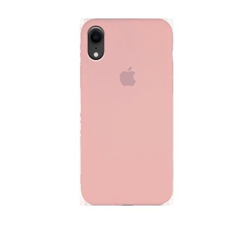Силиконовый чехол цвета «розовый песок» для iPhone X\XS\Xr|XS max