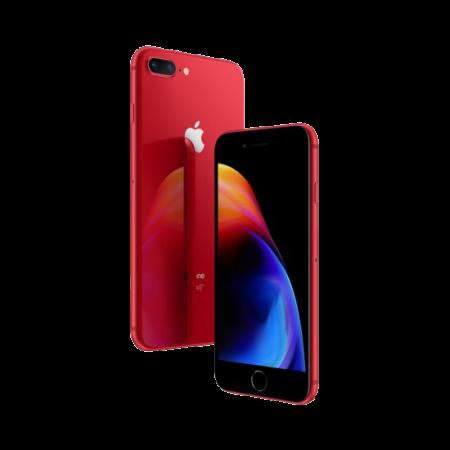 Apple iPhone 8 Plus 64GB Красный (витринный образец)