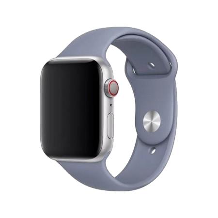 Спортивный ремешок цвета «темная лаванда» Apple Watch 38/40 мм (копия)