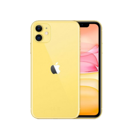 Apple iPhone 11 Yellow 64GB  Slim Box