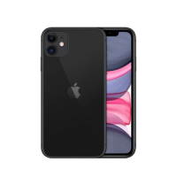Apple iPhone 11 128GB Black Dual Sim