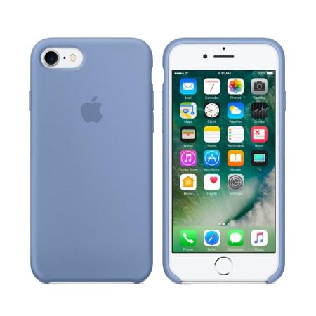 Силиконовый чехол цвета «голубое небо» для iPhone 7 / 8 (копия)