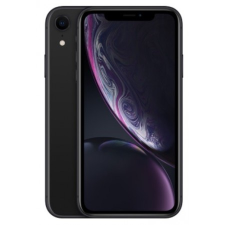 Apple iPhone XR Dual SIM 64GB Black НОВЫЙ