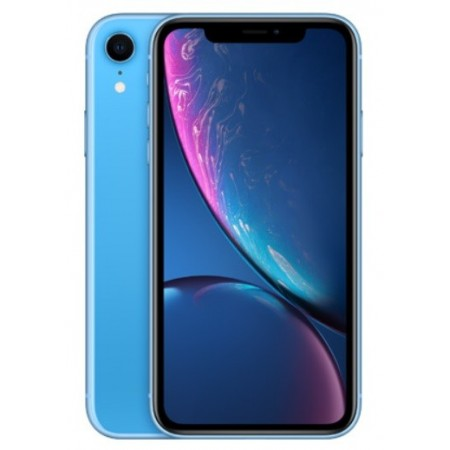 Apple iPhone XR Dual SIM 64GB Blue НОВЫЙ