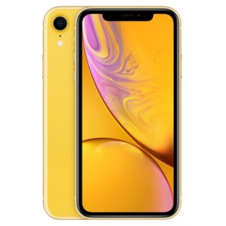 Apple iPhone XR Dual SIM 64GB Yellow НОВЫЙ