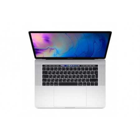 MacBook Pro 15 Touch Bar Silver 256GB MR962 mid. 2018